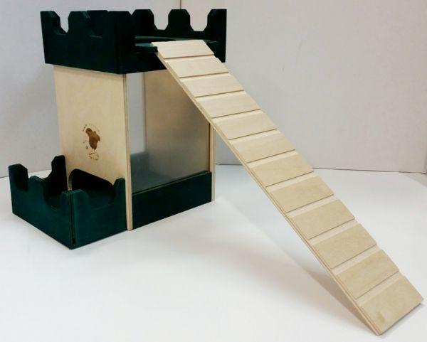 Holz-Wühlbox