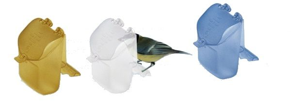 Aussennapf für Ziervögel