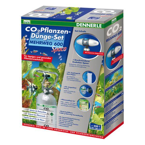 Dennerle Art. 3079 - CO2-Mehrweg Space 600
