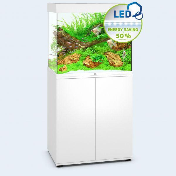 Juwel Lido 200 LED Aquarium inkl. SBX Unterschrank, weiss