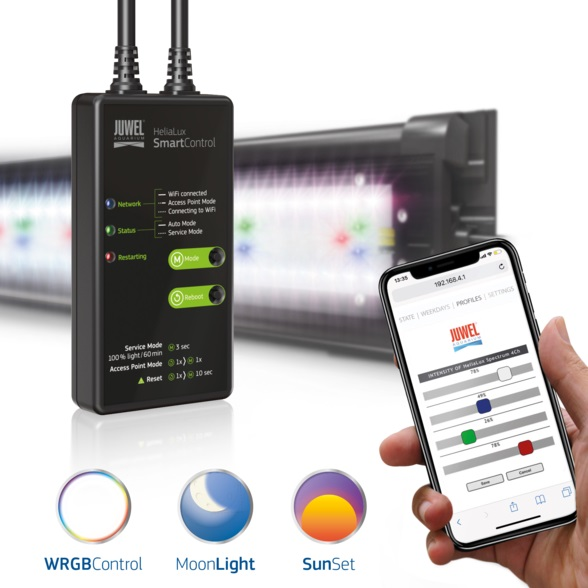 juwel spectrum HeliaLux Smart Control HeliaLUX Smart Control