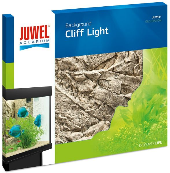 Background Cliff Light - Strukturrückwand - 60 x 55 x 3 cm