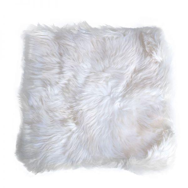 Schaffell-Kissen, 45 x 45 cm