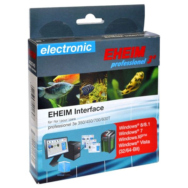 EHEIM EH4020740 Interface - 3e+4e